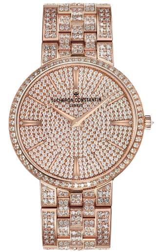 High End Luxury – From £8000+ Vacheron Constantin Traditionnelle Manual Wind 38mm 81575/v02r-9275