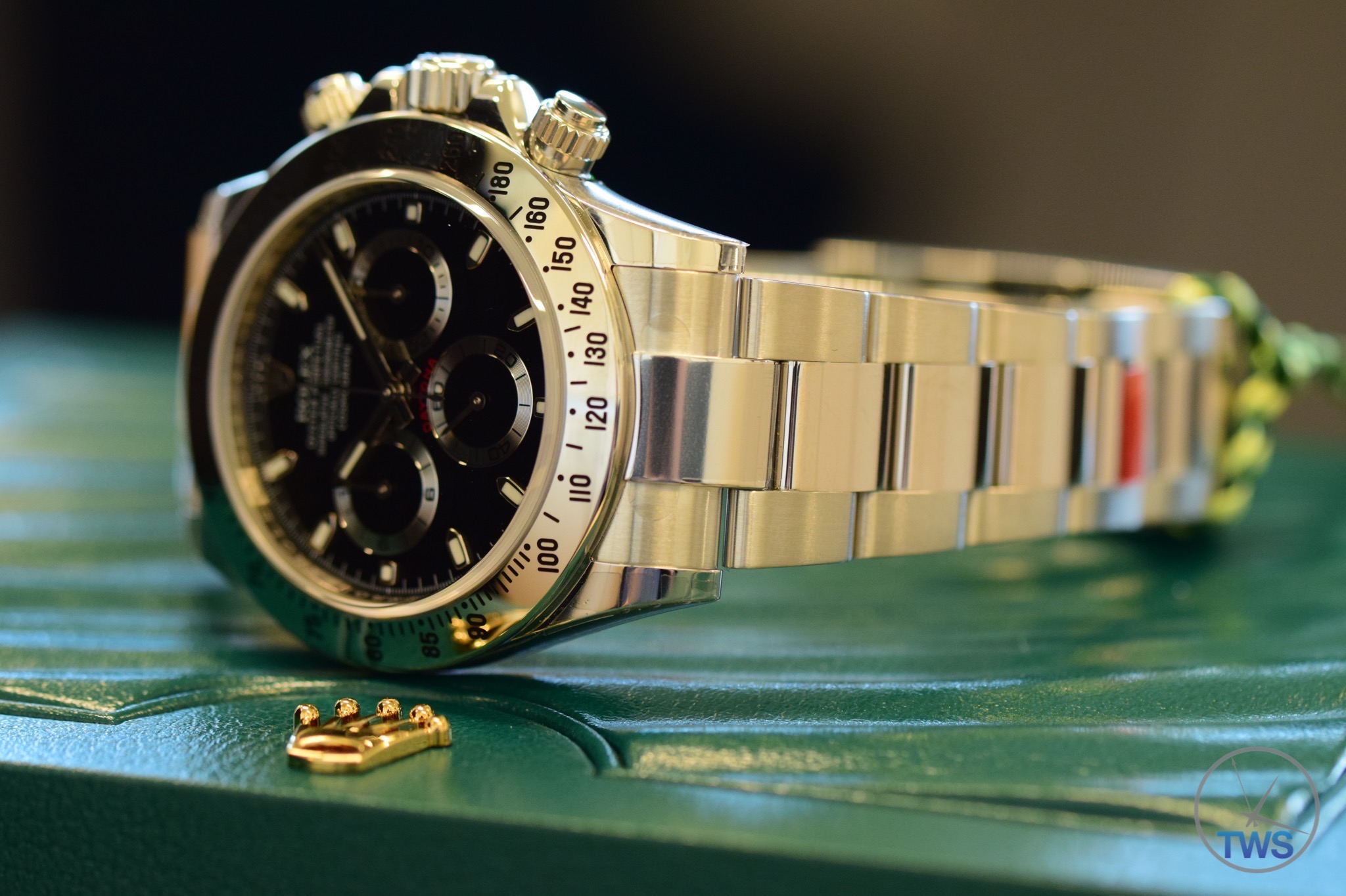 Rolex Cosmograph Daytona Stainless Steel Hands,On Review