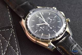 Sitting on supplied Omega box Omega Speedmaster Professional Moonwatch 42mm: Unboxing-Review [311.33.42.30.01.001] © 2016 blog.thewatchsource.co.uk All Rights Reserved