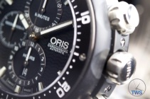 Unboxing Review: Oris ProDiver Chronograph 01 774 7683 7154-Set1 Side view of Side view of Oris ProDiver Chronograph © 2016 blog.thewatchsource.co.uk ALL RIGHTS RESERVED