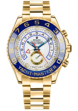 Rolex Yacht-Master II 44mm 116688 White © 2007-2016 The Watch Source Ltd Breakspear Park, Hemel Hempstead, Hertfordshire, HP2 4TZ, United Kingdom http://blog.thewatchsource.co.uk