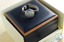 Breguet Classique 5277- Unboxing Review [5277bb-12-9v6] Sitting on top of supplied presentation box