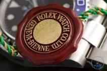 Review of the Rolex GMT Master II [116710BLNR] aka 'The Batman' Rolex Superlative Certified seal