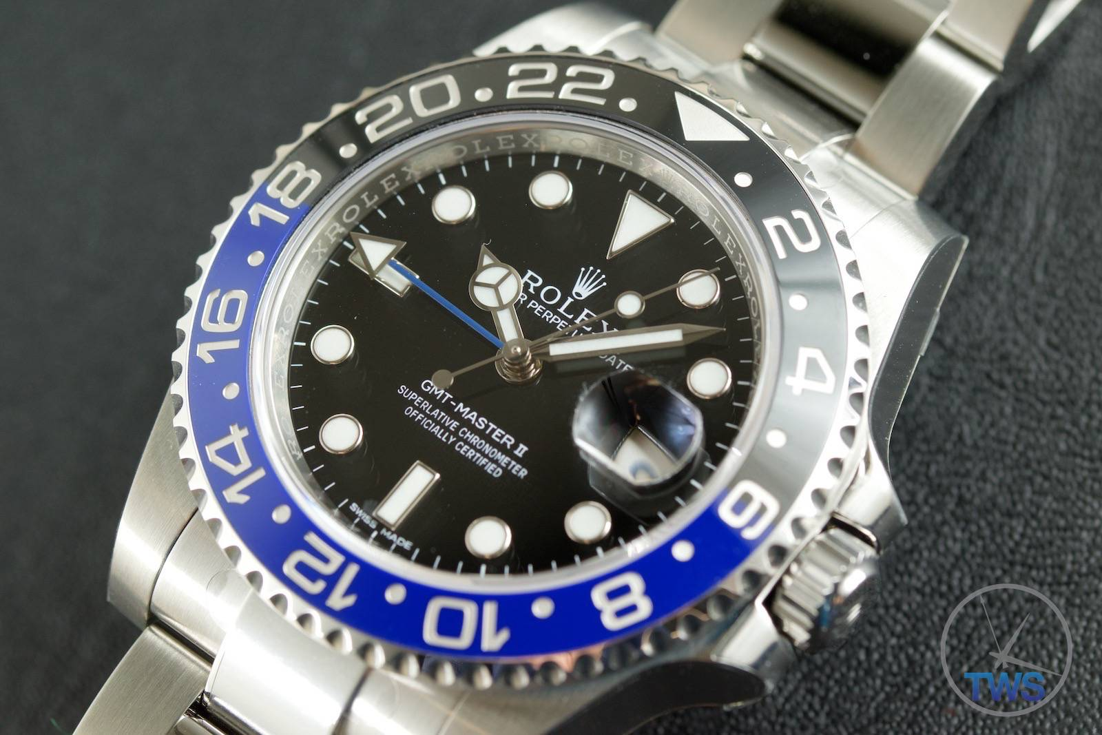 Rolex GMT Master II: Unboxing Review [116710BLNR] – The ...
