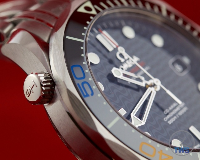 Omega Rio 2016 Olympic Limited Edition Seamaster Diver ...