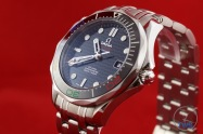 Omega Rio 2016 Olympic Limited Edition Seamaster Diver 300m: Hands On Review [522.30.41.20.01.001] - Time set to 10:40 on the 6th