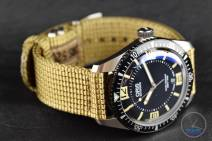 Oris watch facing the right - Oris Divers Sixty-Five: Hands-On Review [01 733 7707 4064-07 5 20 22]