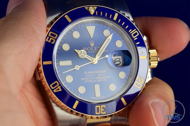 Rolex Submariner Date: Hands-On Review [116613LB]