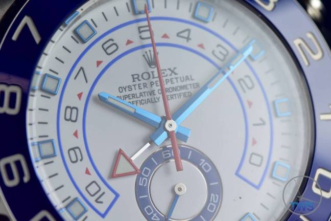 Rolex Yachtmaster II- Hands-On Review [116680] 026