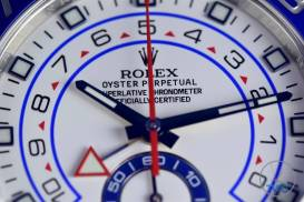 'Rolex Oyster Perpetual Superlative Chronometer Officially Certified' Close up on Rolex Yachtmaster II- Hands-On Review [116680]