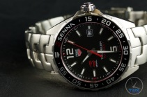 Close up of Tag Heuer Senna Special Editions waz1012.ba0883 Unboxing Review