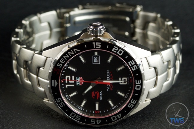 Tag Heuer Senna Special Editions waz1012.ba0883: Unboxing Review