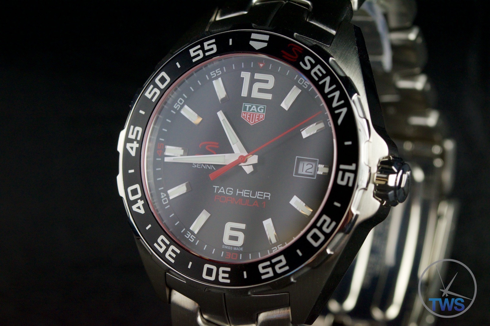 This Tag: Tag Heuer Senna Special Edition Formula 1 Watch: Unboxing