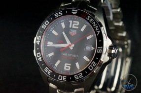 Senna Special Edition waz1012.ba0883 Watch Unboxing Review - Low-key photo