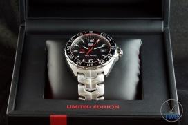 Senna watch sat in box - Senna Special Edition waz1012.ba0883 Watch Unboxing Review