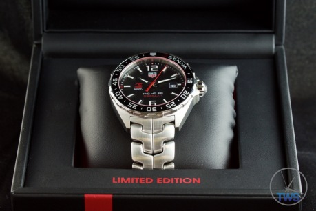 Senna watch sat in box - Senna Special Edition waz1012.ba0883 Watch Unboxing Review