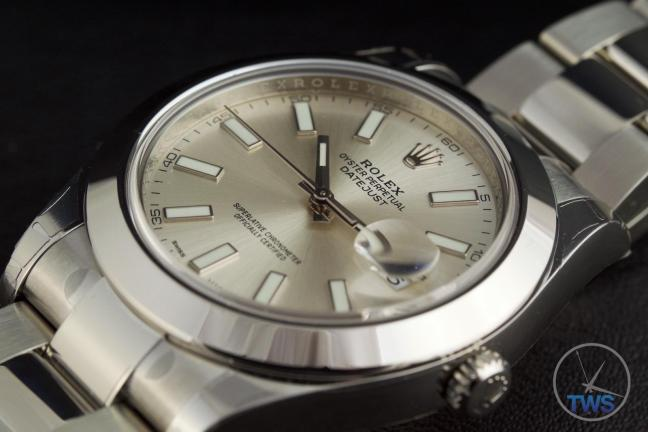 Rolex Oyster Perpetual Datejust II: Hands-On Review [116300 Silver Index]